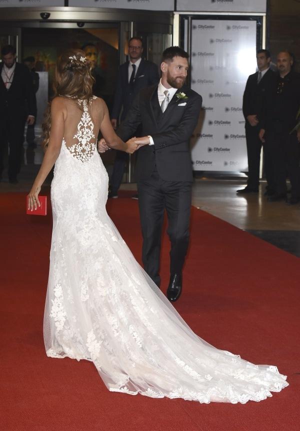 Mariage de Lionel Messi